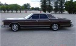 1978 Mercury Grand Marquis Sedan