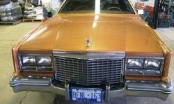 1979 Cadillac 2 Door