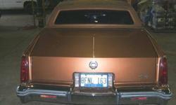 1979 Cadillac Barritz 2 door for