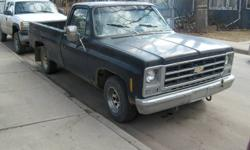 1979 Chevrolet C10 Pickup Truck