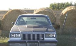 1980 Buick Regal Sport turbo Coupe