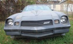 1980 Chevrolet Camaro Coupe