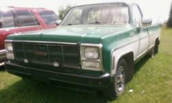 1980 GMC Sierra 1500 Pickup Truck