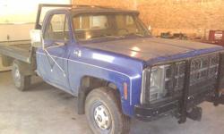 1980 GMC Sierra 2500 Pickup Truck