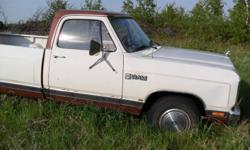 1980's Dodge Ram Pickup Trucks For Sale