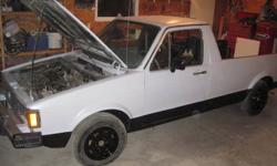 1982 Volkswagen Rabbit LX Pickup Truck