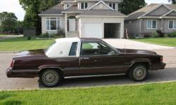 1982 XR7 Mercury Cougar