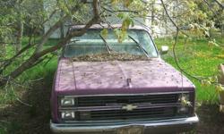 1983 Chevrolet Other Pickups Pickup Truck