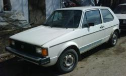 1984 Volkswagen Rabbit Coupe