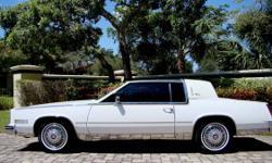 1985 Cadillac Eldorado Biarritz