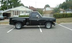 1985 Chevrolet C10 Pickup Truck