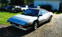 1985 Ferrari Mondial Cabriolet Convertible - Full Service Records