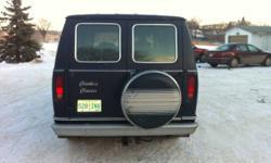 1985 Ford Econoline Van - Mint Condition