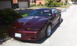 1985 Pontiac Firebird from Florida