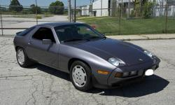 1985 Porsche 928 S3, mint in & out, certified