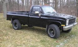 1986 GMC K1500 4x4