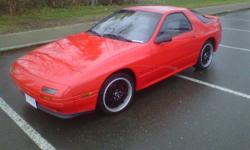 1986 Mazda rx7