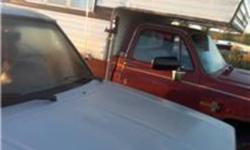 1987 Chevrolet C10 sierra Pickup Truck