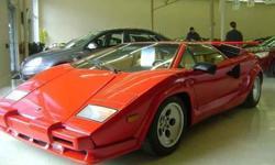 1987 Lamborghini Countach for sale
