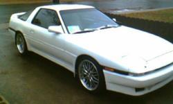 1987 Toyota Supra (1JZ TWIN TURBO SWAP) MAKE AN OFFER
