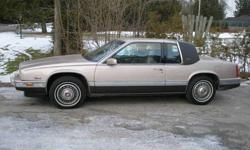 1988 Cadillac Eldorado Biarritz for
