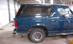 1988 Ford Bronco SUV