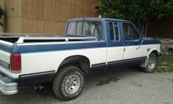 1988 ford f150 king cab