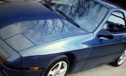 1988 Mazda RX7 GSL