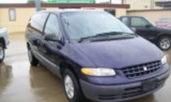1988 Plymouth Voyager Minivan