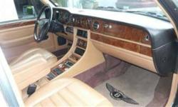 1989 Bentley Brooklands