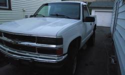 1989 Chevrolet K1500 with 350! 4x4 Need gone asap