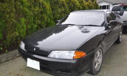 1989 Nissan Skyline GTS-T
