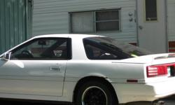 1989 Toyota Supra Coupe
