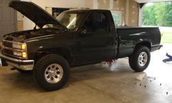 1990 Chevrolet k1500 4x4
