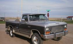 1990 Dodge Other Pickups Pickup Truck