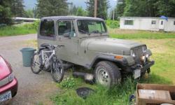 1990 jeep yj parts