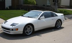 1990 LHD Nissan 300zx 2 seater
