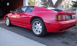 1990 Lotus Esprit SE Coupe