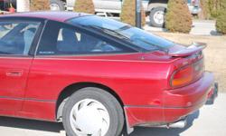 1990 Nissan 240SX Hatchback