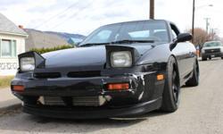 1990 Nissan 240SX turbo