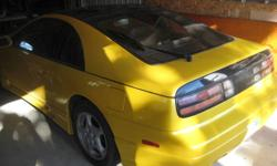 1990 Nissan 300ZX 2+2 T-Top Non-Turbo Coupe