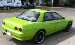 1990 Nissan Skyline 4 Door AWD!