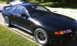 1990 Nissan skyline GT-R Coupe