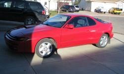 1990 Toyota Celica turbo4wd Hatchback