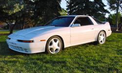 1990 Toyota Supra 1JZ-GTE TT Coupe