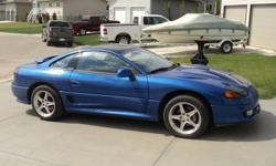 1991 Dodge Stealth rt twin turbo Coupe