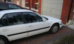1991 Honda Accord Crosstour Sedan