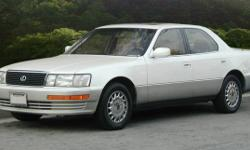 1991 Lexus LS 400, 2nd Owner - AirCared