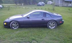 1991 Nissan 300ZX Twin Turbo Coupe LHD