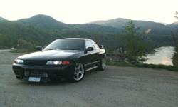 1991 Nissan Skyline for